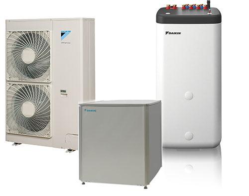 Sistemi a pompa di calore catania tech impianti catania