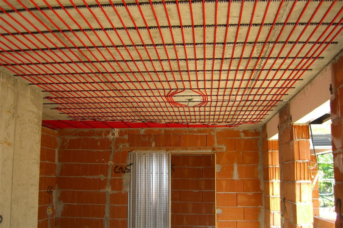 Riscaldamento A Soffitto Prezzo pavimento e soffitto radiante catania | tech impianti catania